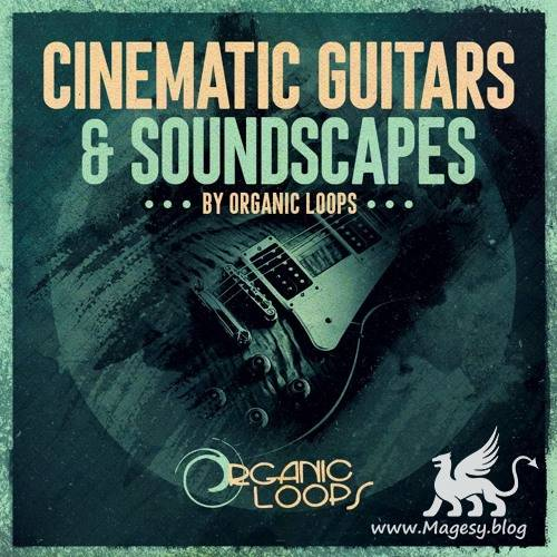 Cinematic Guitars and Soundscapes WAV REX