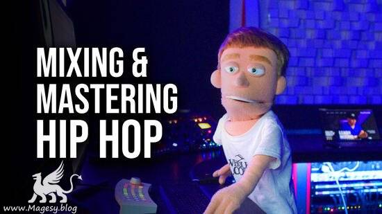 How To Mix and Master Hip Hop TUTORiAL